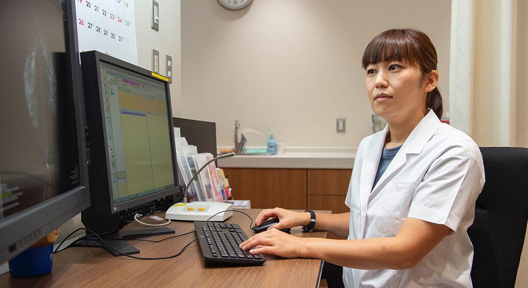 画像診断で早期発見・早期治療